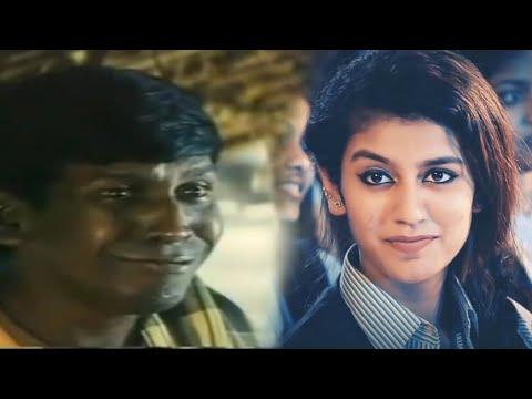 Vadivelu Reaction on Priya Prakash Expression   Tamil ... Vadivelu Angry Reaction