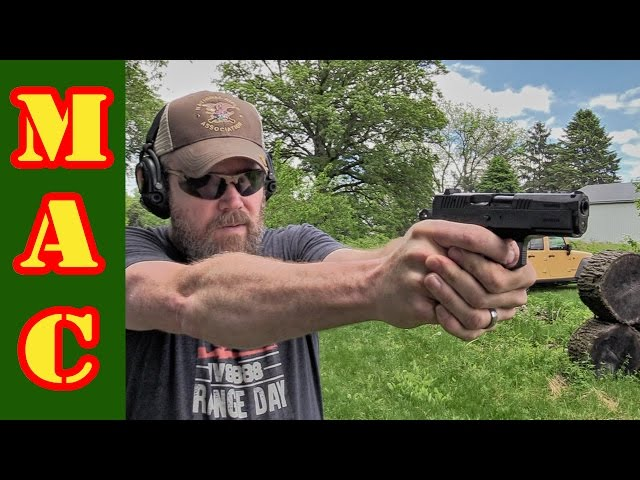 Canik made CZ75 pistols from TriStar