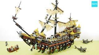 レゴ パイレーツオブカリビアン 最後の海賊 サイレント・メアリー号 71042 / LEGO Pirates of the Caribbean Silent Mary 71042