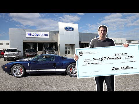 Heres What It Cost to Own a 2005 Ford GT For 14 Years
