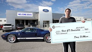 Here\'s What It Cost to Own a 2005 Ford GT For 14 Years