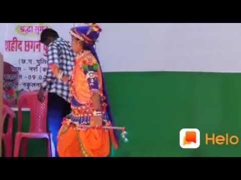 Runuk Jhunuk Pairi Baje  Dance Pratiyogita Cg
