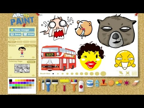 PaintGo | Coloring Game For Kids | Color, Draw & Paint - YouTube