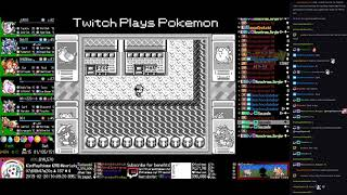 Twitch Plays Pokémon Anniversary Burning Red - Hour 177 to 178