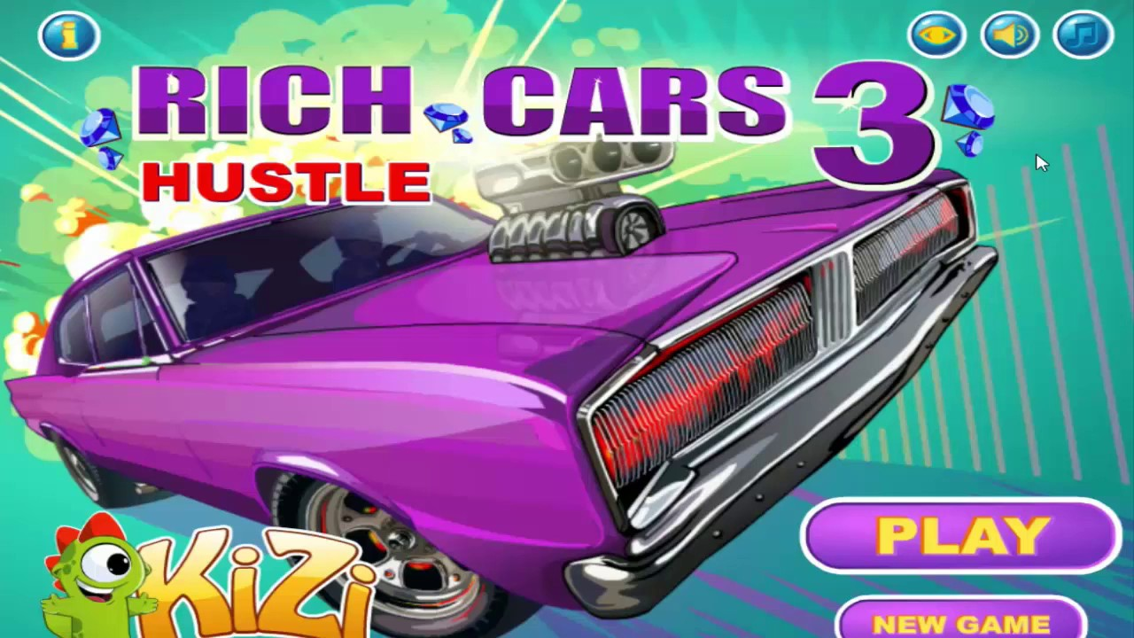 Rich Cars 2: Adrenaline Rush > Play Online Game ...
