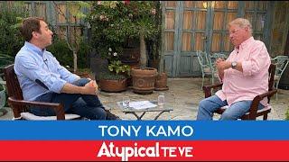 TONY KAMO en VIVO -  PLATICANDO con CARLOS ALAZRAKI en ATYPICAL TE VE