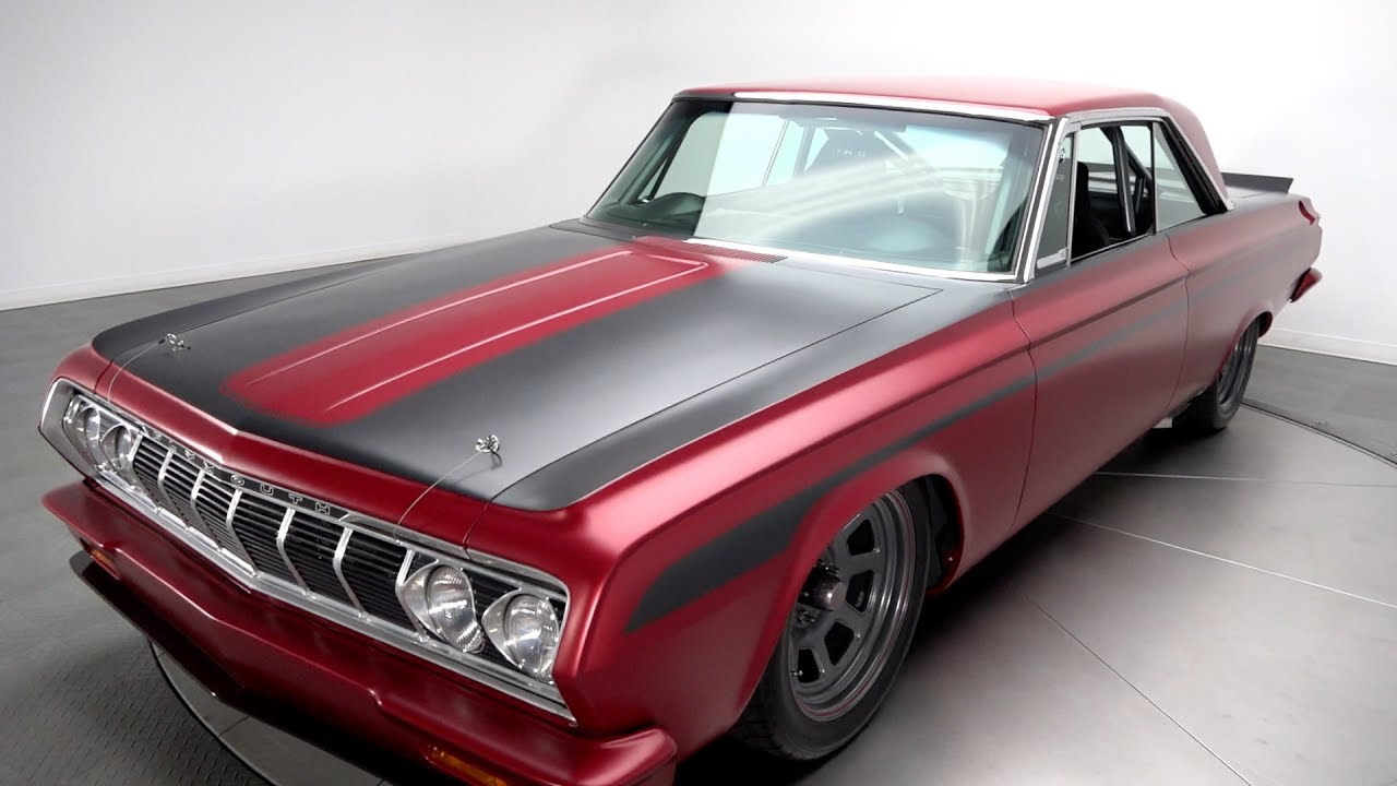 135968 / 1964 Plymouth Belvedere