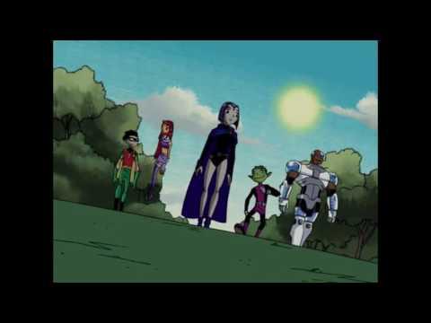 Teen Titans - Raven - Little Me - Little Mix - AMV