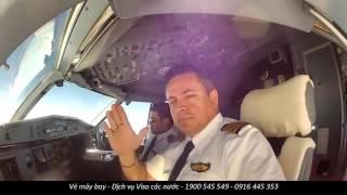 Xem 1 ngày làm việc tại Vietnam Airlines