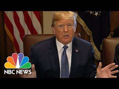 President Donald Trump: 'Certainly Consider' Sending NYC Terror Suspect To Guantanamo Bay | NBC News