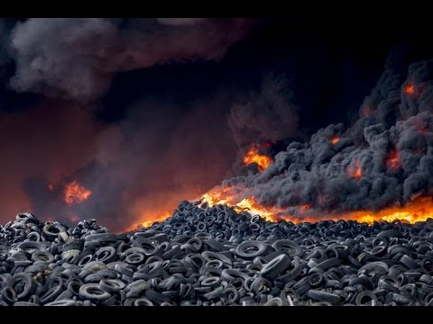 Image result for tire fire
