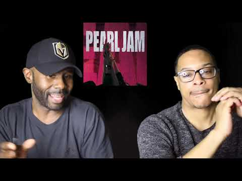 Pearl Jam - Black (REACTION!!!)