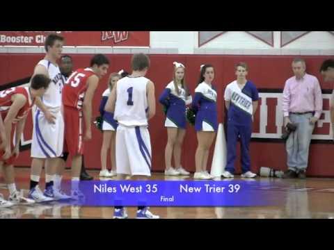 New Trier vs. Niles West - Class 4A Regional Semifinal