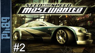 Need For Speed Most Wanted Black Edition Gameplay Walkthrough Part #2 Blacklist #15: Sonny (PC HD)