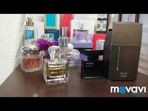 Мои парфюмы, отзывы на них