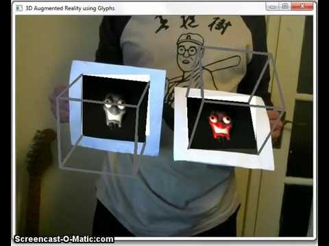 3D Augmented Reality using OpenCV and Python | Electric Soup