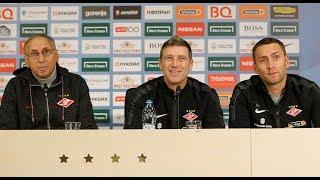 Массимо Каррера: «В матче со СКА на первом месте — результат»
