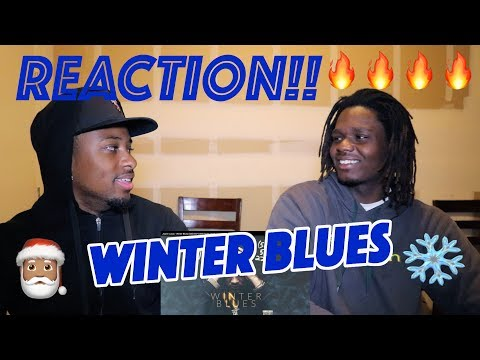Joyner Lucas - Winter Blues (508)-507-2209 (Audio Only) - REACTION / MOTIVATION