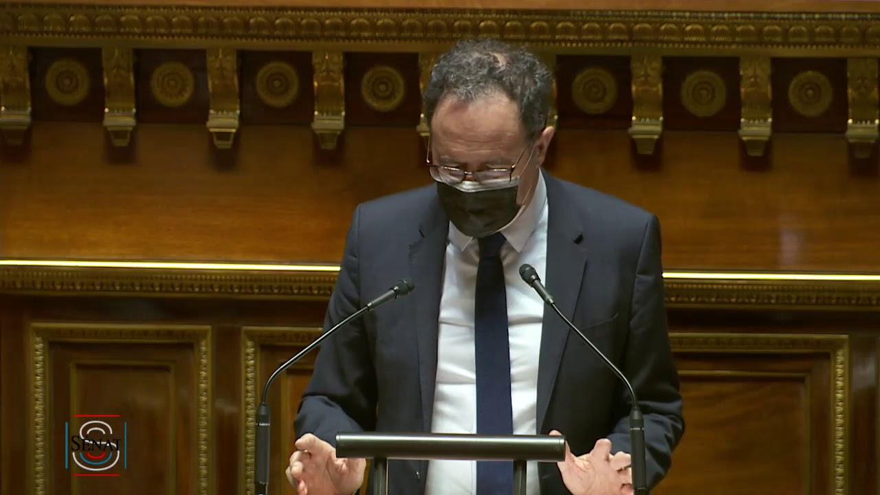 Alain MARC : Proposition de loi relative à la sécurité globale