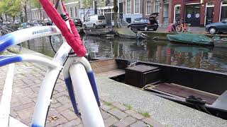 Cycling in Amsterdam, Holland - From a Bike's Perspective
