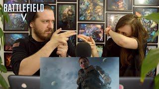 Фото Battlefield 5 Official Reveal Trailer | Реакция