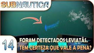 Subnautica - Foram detectados Leviatãs. Tem certeza que vale a pena? - Pesterenan thumbnail