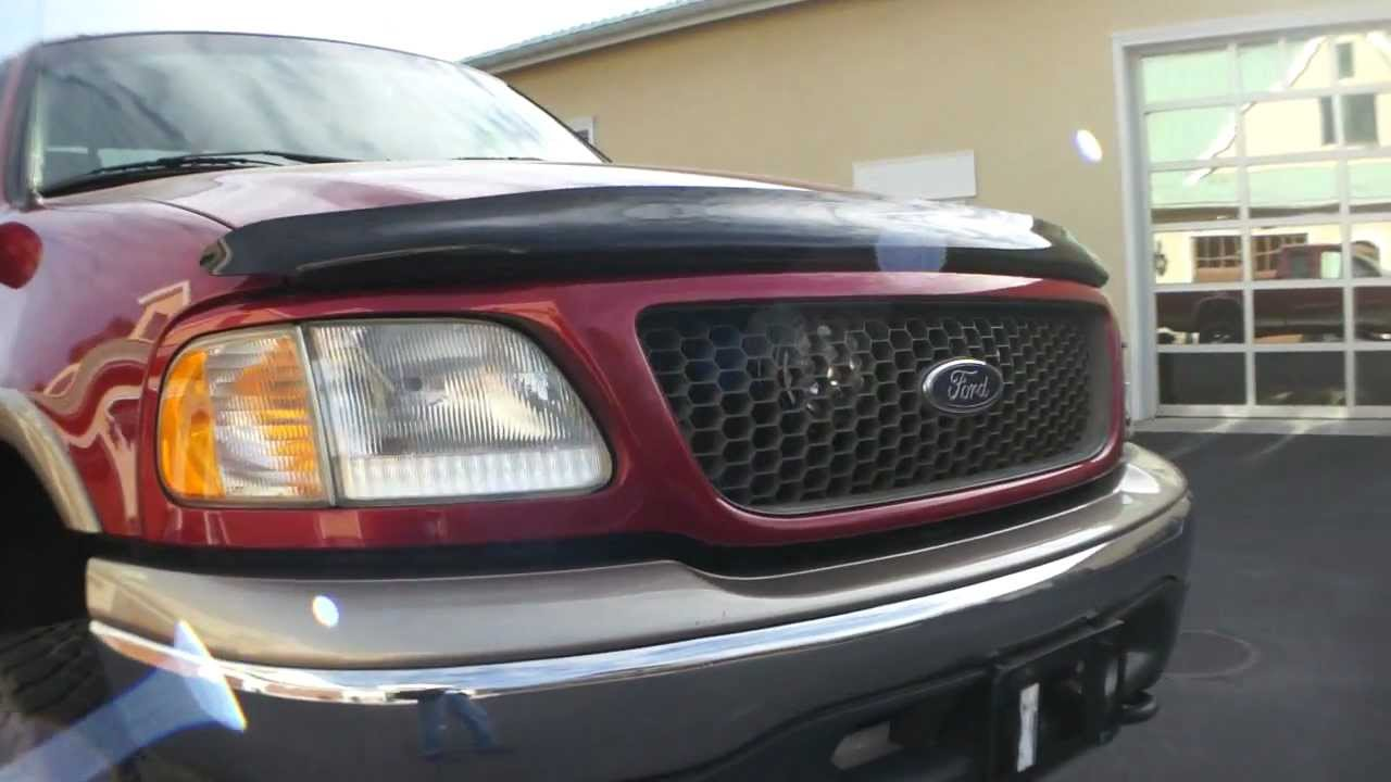 2013 Ford F150 For Sale >> SOLD~~2001 Ford F150 XLT Pick Up For Sale~Off Road 4x4~Custom Sterio~Lifted ~~SOLD - YouTube