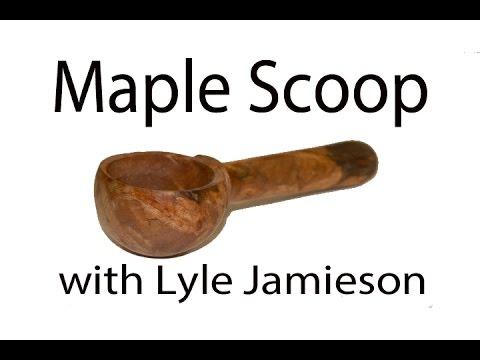 Maple Scoop with Lyle Jamieson