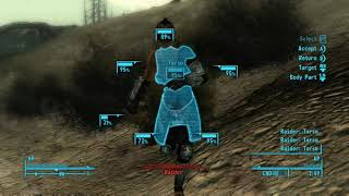 Fallout 3, BLIND; Session 3, Part 2. This game is full of Crazies!