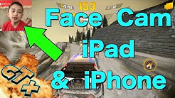 iPad face cam tutorial . Add Face cam on Your iPad & iPhone to Your Videos