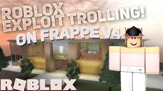 ROBLOX EXPLOIT TROLLING #1 - BOMB VEST, NUKES AND GRAB KNIFE FUNNY MOMENTS!