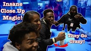 INSANE CLOSE UP MAGIC! | Funny Reactions