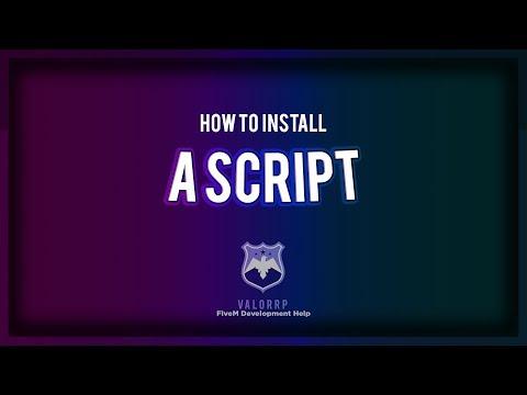 fivem scripts tutorial - Myhiton