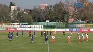 KTFC SCORE [DIVISION 2 2014] KRUNGTHONBURI FC 1-1 THONBURI CITY
