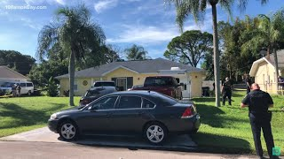 Police AT Brian Laundrie Home Crime SCENE TAPE  | Gabby Petito - iCkEdMeL