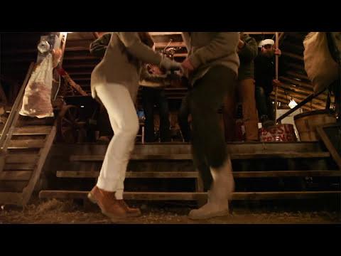 "Hogslop String Band - ""Reuben's Train"" (Official Video)"