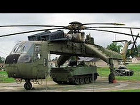 Modern US Weapons & Helicopter Design - HD 720p - Special Documentary