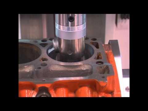 Arrington Peformance CNC Engine Block Decking & Cylinder Boring