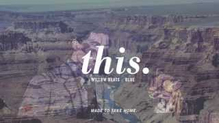 willow beats :: blue