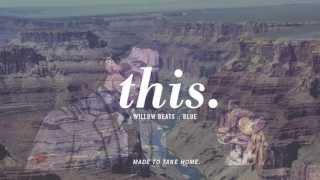 willow beats :: blue