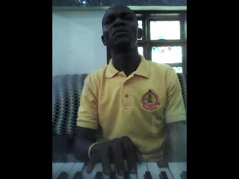You're God alone - Danny Nettey... Cover Vocalist: Florent Edem Waklatsi