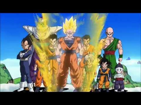 Dragon Ball Z Special Opening (Spanish) 1080p Videos De Viajes