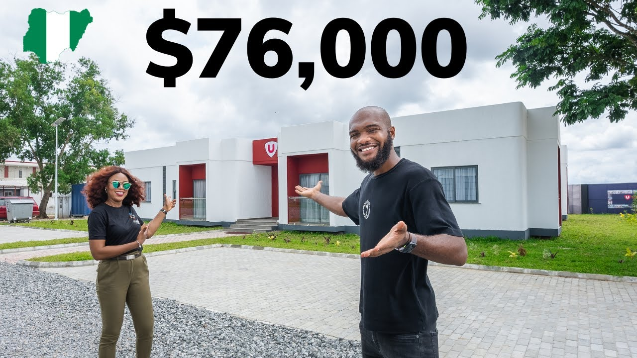Download Touring a $76,000 Affordable Home in Lagos Nigeria Alaro City!
