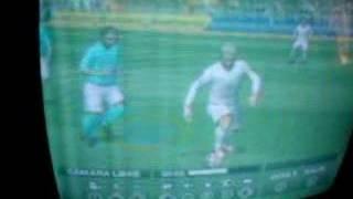 Finta del Bofo en FIFA 08 de Nintendo Wii 2