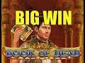 Online slots HUGE WIN 2 euro bet - Book of dead BIG WIN