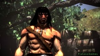 Conan The Barbarian - Killing Some 10,000 BC Dudes LOL - PlayStation 3 Edition - HD