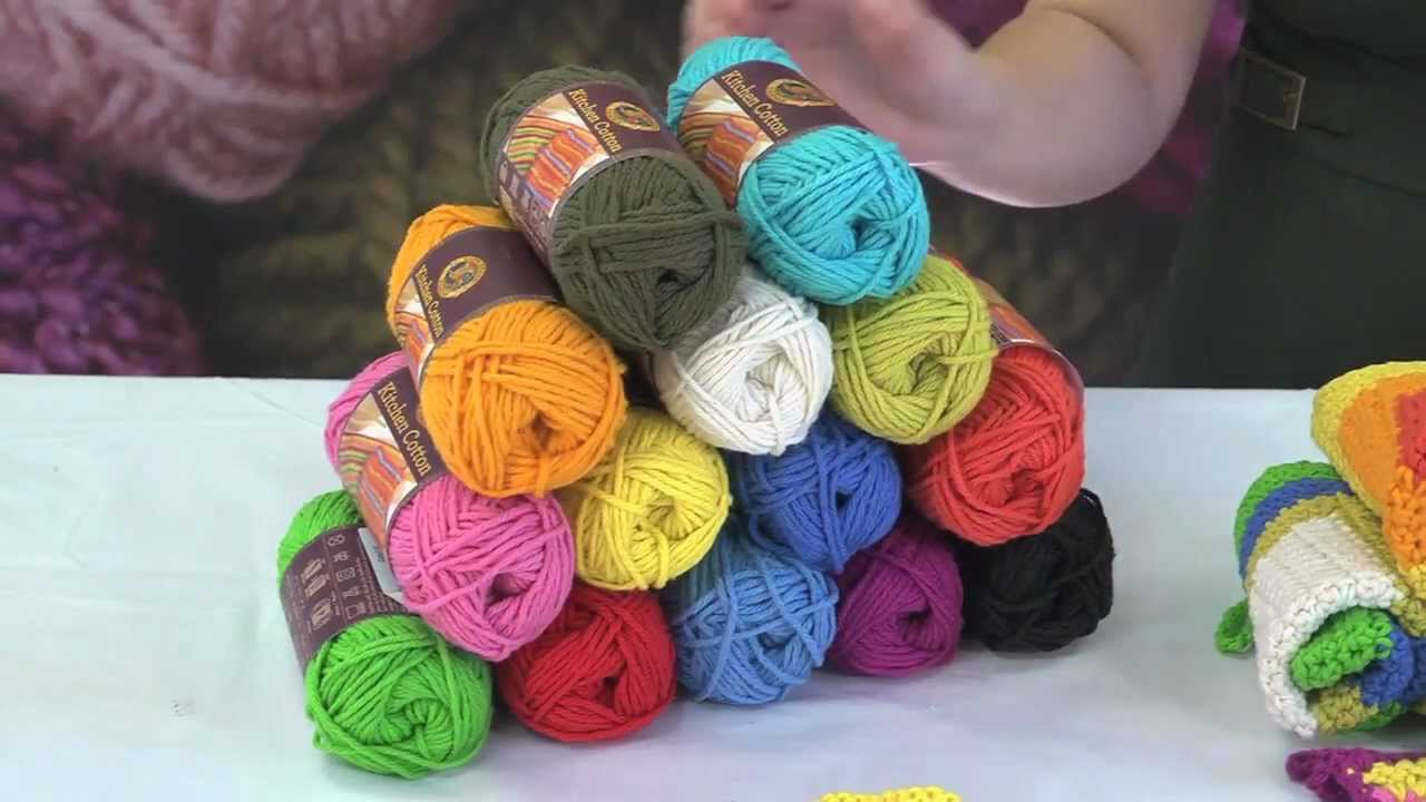 Get to Know Kitchen Cotton Yarn
