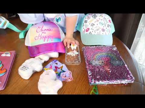 видео: ПОСЫЛКА ОТ ЕДИНОРОГА unicorn challenge