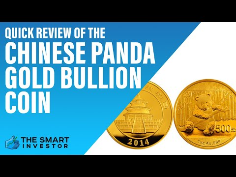 Quick Review of The Chinese Panda Gold Bullion Coin
