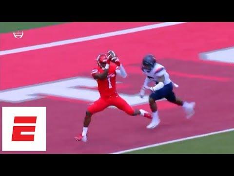 College Football Highlights: Houston embarrasses Arizona 45-18 | ESPN